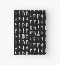 Medieval Runes Collected Inverted Hardcover Journal