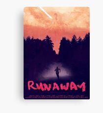 Runaway - Kanye West Canvas Print