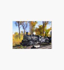 Cumbres & Toltec Railroad Art Board