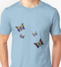 papillons Unisex T-Shirt