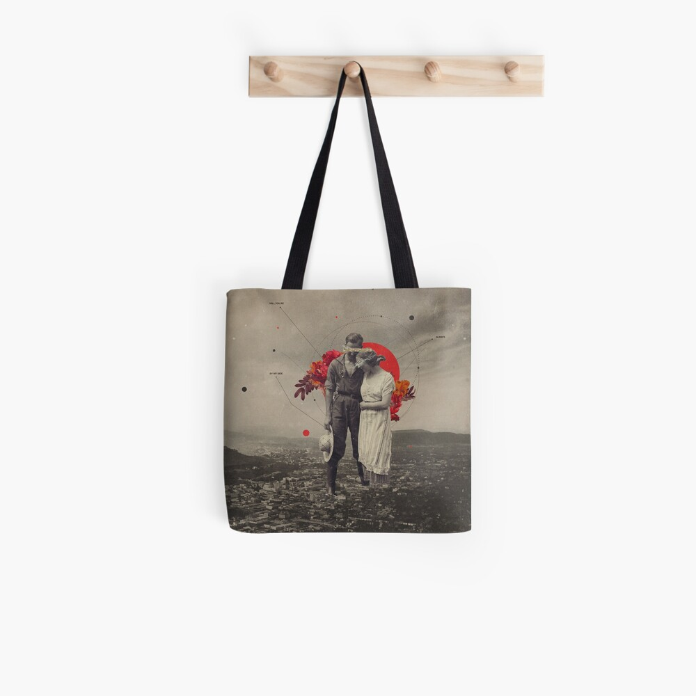 By My Side Tote Bag
