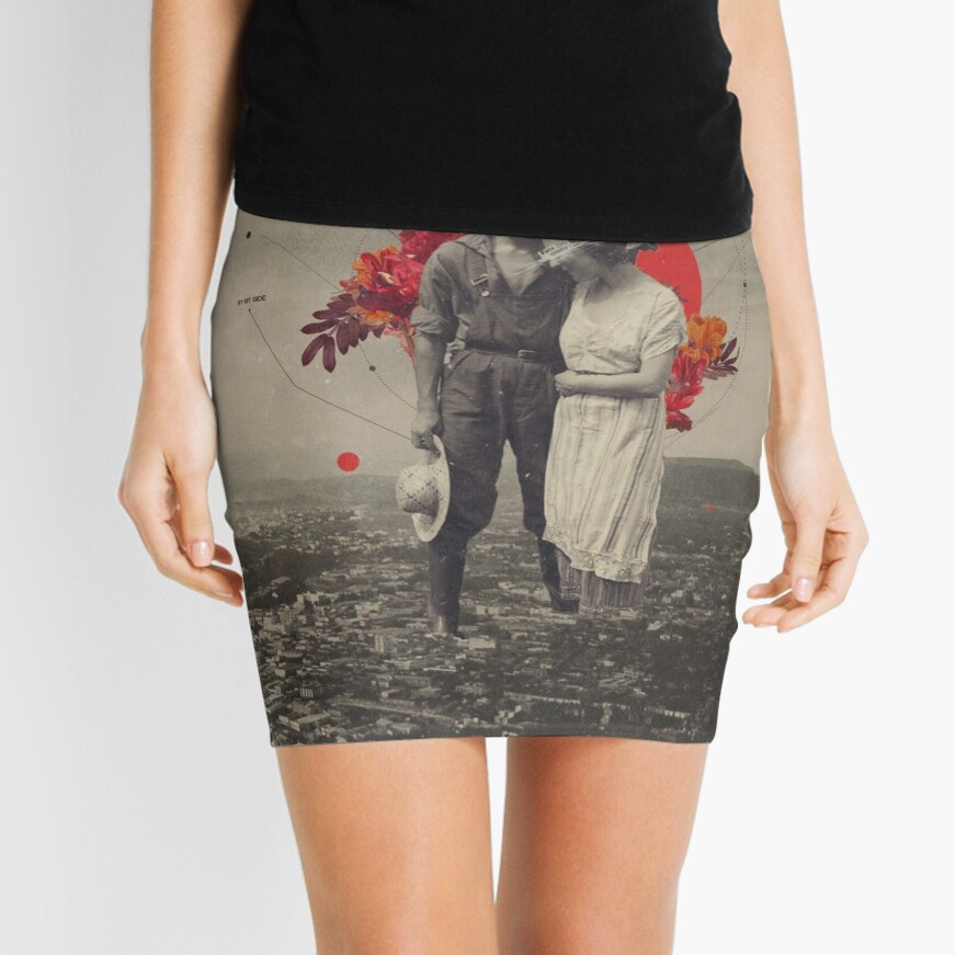 By My Side Mini Skirt
