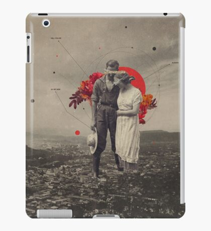 By My Side iPad Case/Skin