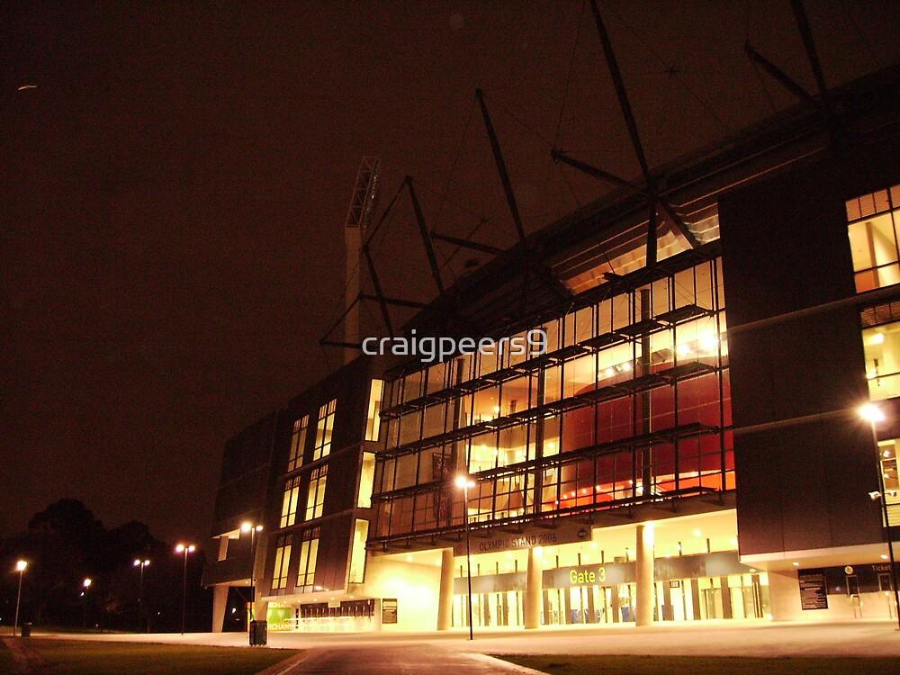 Melbourne Cricket Ground (MCG) by craigpeers9