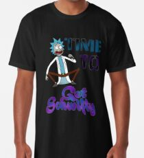 Time To Get Schwifty Long T-Shirt