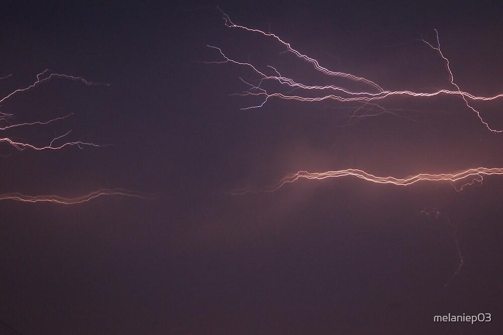 Pennsylvania Lightning Storm by melaniep03