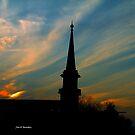 Sunset on West Main by © Joe  Beasley IPA