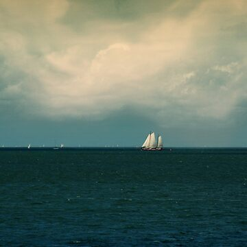 IJsselmeer, Netherlands by PhotoAmbiance