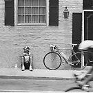 Bicycle Race by © Joe  Beasley IPA