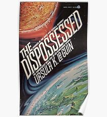 The Disposessed  Poster