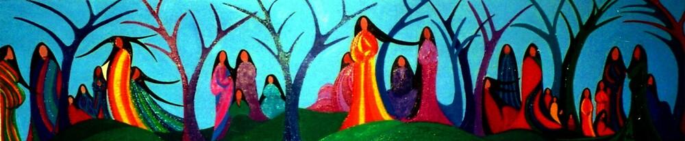 Ladies by Jamie Winter-Schira