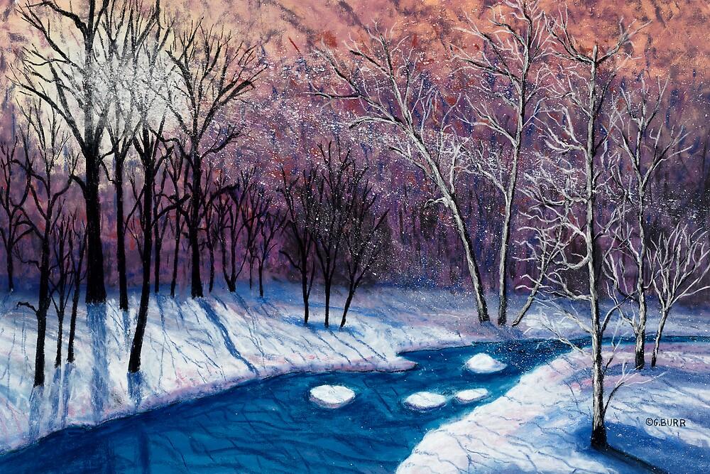 Glistening Branches by GeorgeBurr