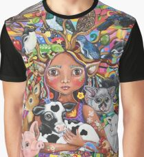 The Guardian Graphic T-Shirt