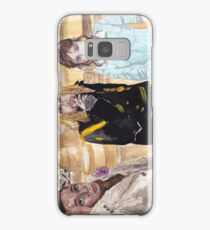 The Hitchhiker Samsung Galaxy Case/Skin