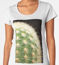A close up image of cactus spines Women's Premium T-Shirt