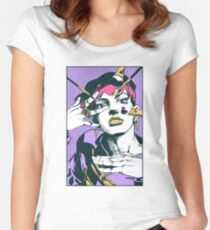Rohan Kishibe Women's Fitted Scoop T-Shirt