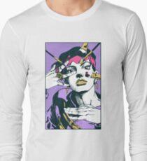 Rohan Kishibe Long Sleeve T-Shirt