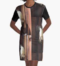 Door knocker Majorca Spain Graphic T-Shirt Dress