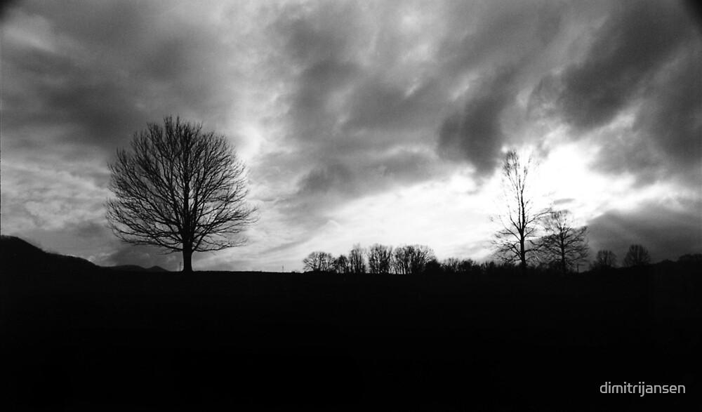 Ominous Arbol's by dimitrijansen