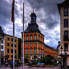 Bonn Castle Church by Tom Gomez