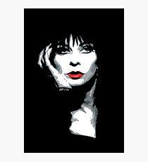 Elvira Photographic Print