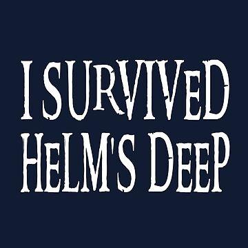 Sobreviví... de redscarf
