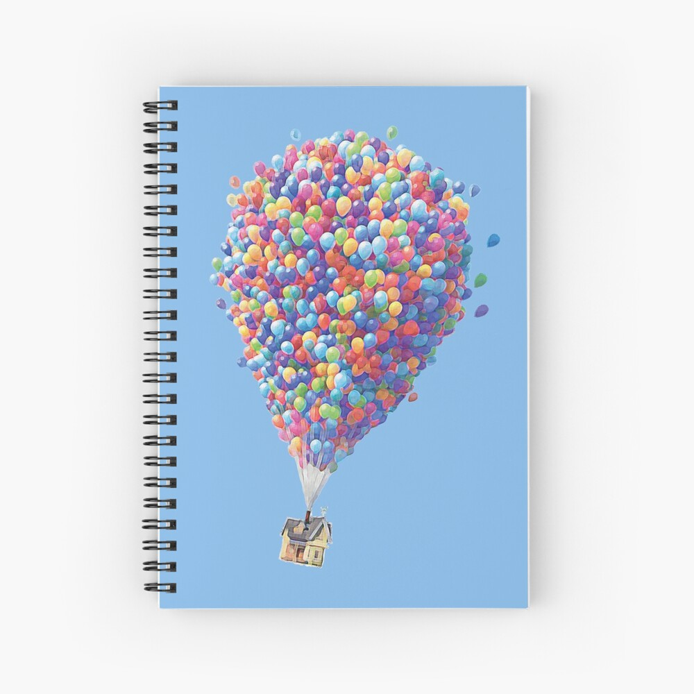 UP Spiral Notebook