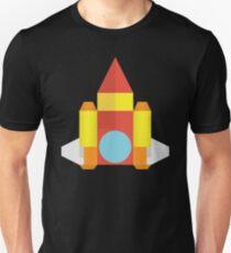 Gummi Ship Unisex T-Shirt