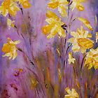 Spring Daffodils by Claire Bull