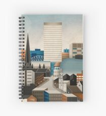 From Digbeth With Love Spiral Notebook