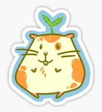 Hamster sprout  Sticker