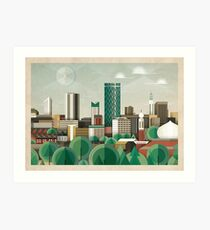 This Green City Art Print