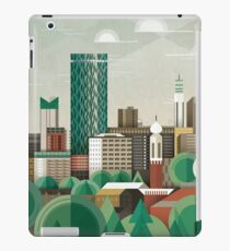 This Green City iPad Case/Skin