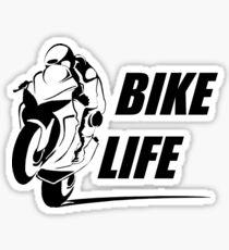 Bikelife  Sticker
