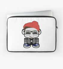 Rock O'BOT Toy Robot 1.0 Laptop Sleeve