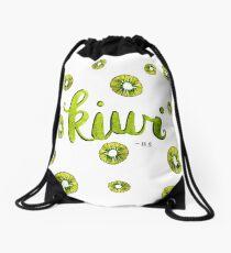 H.S. - Kiwi Drawstring Bag