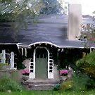 Shingle House by Edith Krueger-Nye