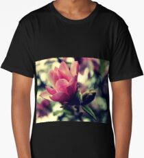 Magnolia Delicate Bloom Long T-Shirt