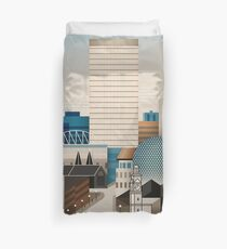 From Digbeth With Love Duvet Cover