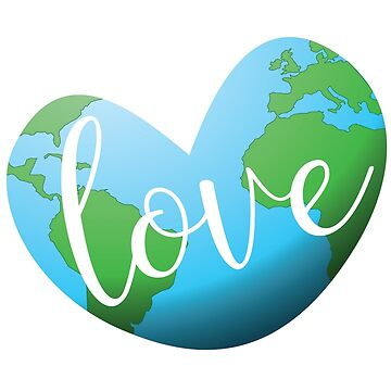 Heart, Love, Earth by SarahHellyer