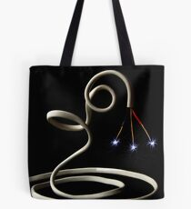 NAKED COIL Tote Bag