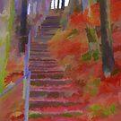 Autumn Climb by shaz