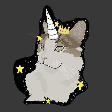 Nala The Unicorn Queen by NerdDesign