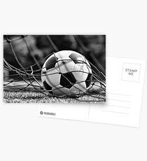 Soccer Ball Postcards