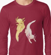 A Little Axolotl Long Sleeve T-Shirt