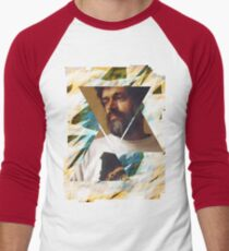 Terence McKenna Prism Psychedelic Graphic Art T-Shirt