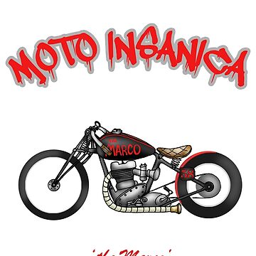 BSA MARCO RACER MOTORCYCLE V 2.0 by squigglemonkey