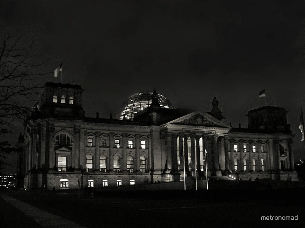 Der Reichtag by metronomad