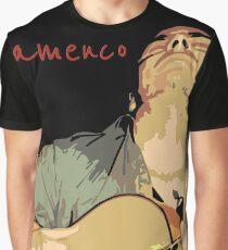 Flamenco guitarra Camiseta gráfica