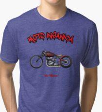 BSA MARCO RACER MOTORCYCLE V3.0 Tri-blend T-Shirt